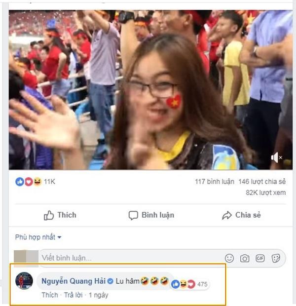 Quỳnh Búp Bê bất ngờ thả thính Quang Hải, bạn gái hotgirl ra chiêu độc khiến người xem gật gù cao tay-7