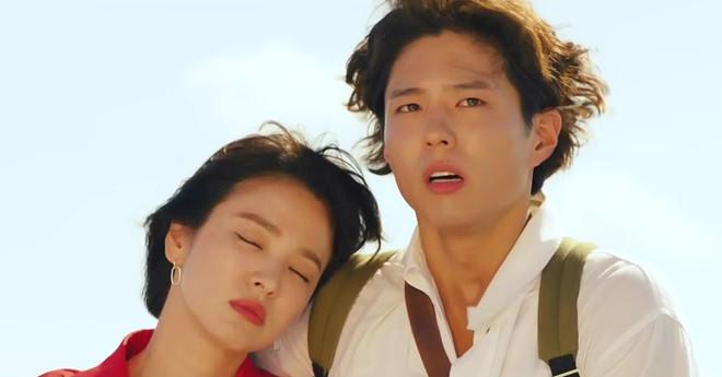 Song Hye Kyo không cứu nổi kịch bản đầy sạn của Encounter-2