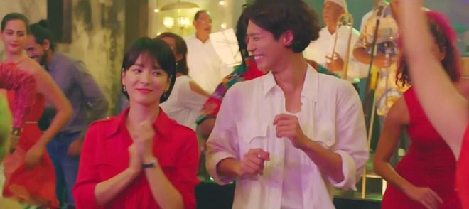 Song Hye Kyo không cứu nổi kịch bản đầy sạn của Encounter-3