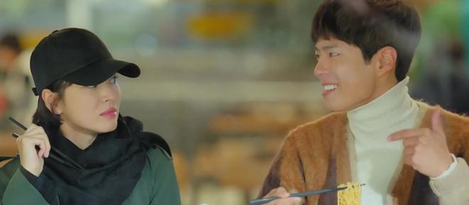 Song Hye Kyo không cứu nổi kịch bản đầy sạn của Encounter-4