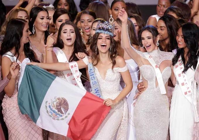 4 điều đặc biệt trong chiến thắng của tân Miss World 2018-2