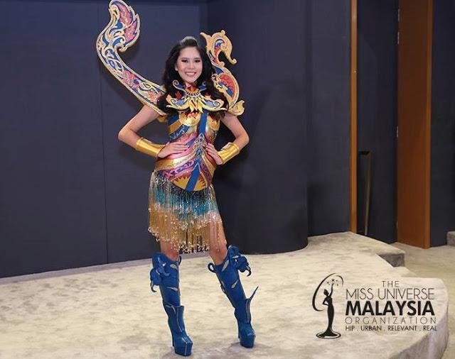 Miss Universe 2018: Quốc phục của châu Mỹ hoành tráng nhưng các thí sinh châu Á mới là đỉnh cao sáng tạo-15