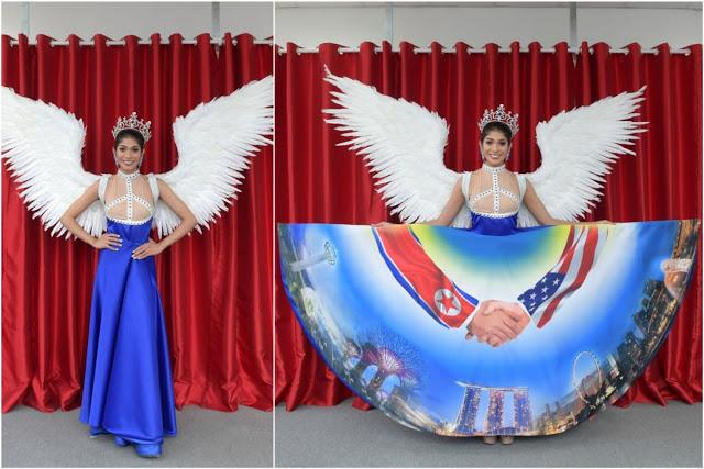 Miss Universe 2018: Quốc phục của châu Mỹ hoành tráng nhưng các thí sinh châu Á mới là đỉnh cao sáng tạo-5