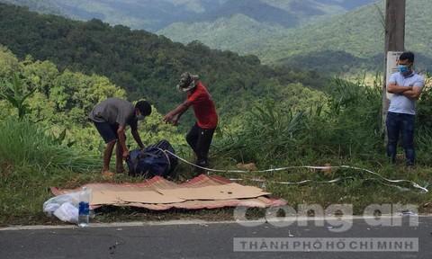 Vụ giết người ở Lâm Đồng mang về Bình Thuận phi tang: Gây án trong cơn phê ma túy-1