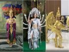 Miss Universe 2018: Quốc phục của châu Mỹ hoành tráng nhưng các thí sinh châu Á mới là đỉnh cao sáng tạo