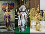 Chiêm ngưỡng loạt quốc phục khủng của Hoa hậu Lào qua các năm thi MISS-10