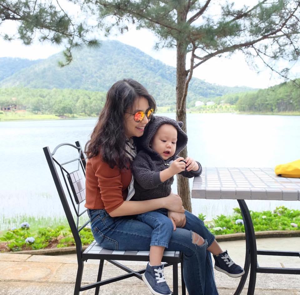 Những chia sẻ hiếm hoi về người chồng kín tiếng của Ngô Quỳnh Anh-7