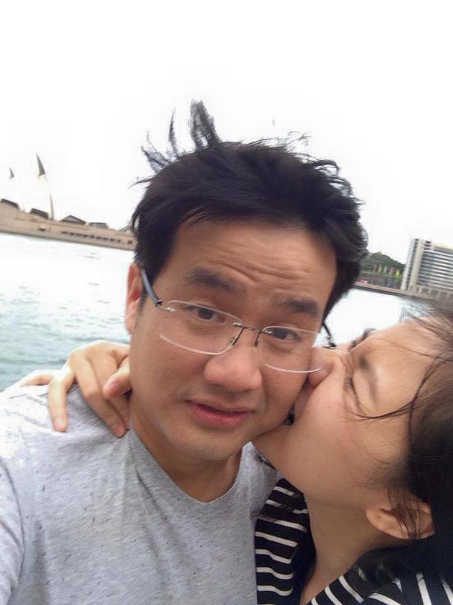 Những chia sẻ hiếm hoi về người chồng kín tiếng của Ngô Quỳnh Anh-11