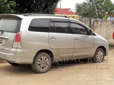 Hy hữu: Chủ xe đi trộm ô tô của mình