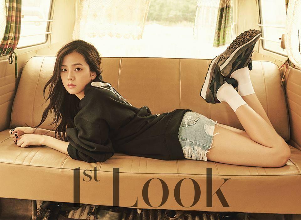 Không phải Jennie, chính Jisoo Black Pink mới là người sở hữu những khoảnh khắc đẹp đến gây bão-5