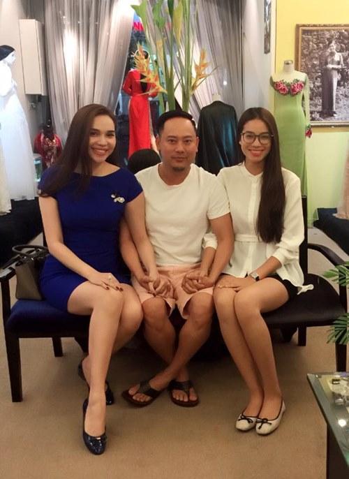 Trước Hoa hậu Trái Đất 2018 Phương Khánh, loạt bông hậu đẹp tuyệt trần cũng bị tố vô ơn, lừa thầy phản bạn-7