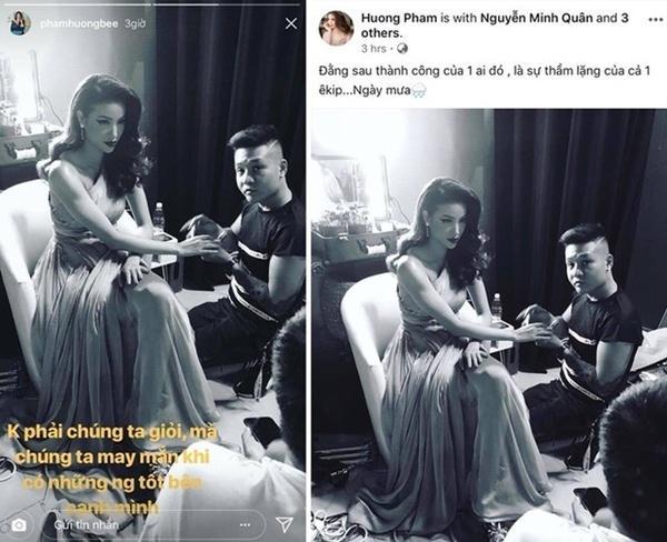 Trước Hoa hậu Trái Đất 2018 Phương Khánh, loạt bông hậu đẹp tuyệt trần cũng bị tố vô ơn, lừa thầy phản bạn-9