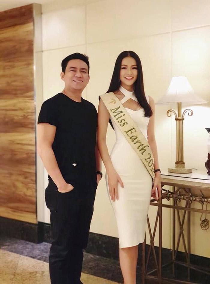 Rò rỉ tin nhắn Hoa hậu Trái Đất 2018 Phương Khánh và bác sĩ Chiêm Quốc Thái không đơn giản chỉ là bạn bè-2