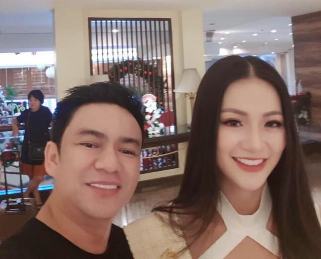 Rò rỉ tin nhắn Hoa hậu Trái Đất 2018 Phương Khánh và bác sĩ Chiêm Quốc Thái không đơn giản chỉ là bạn bè-3