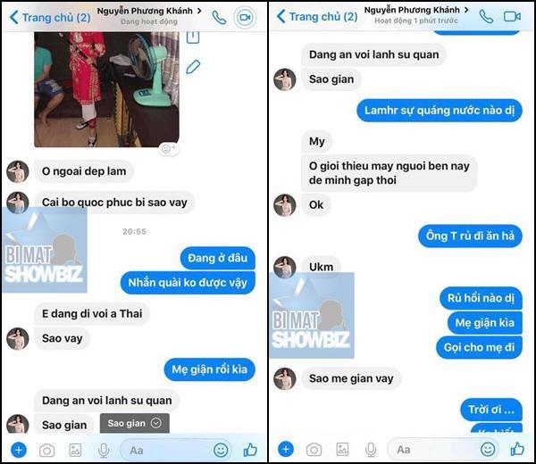 Rò rỉ tin nhắn Hoa hậu Trái Đất 2018 Phương Khánh và bác sĩ Chiêm Quốc Thái không đơn giản chỉ là bạn bè-5
