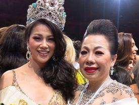 NTK Linh San nói gì trước nghi án bỏ 'núi tiền' để ngồi ghế nóng Miss Earth 2018 chấm thi cho Phương Khánh?