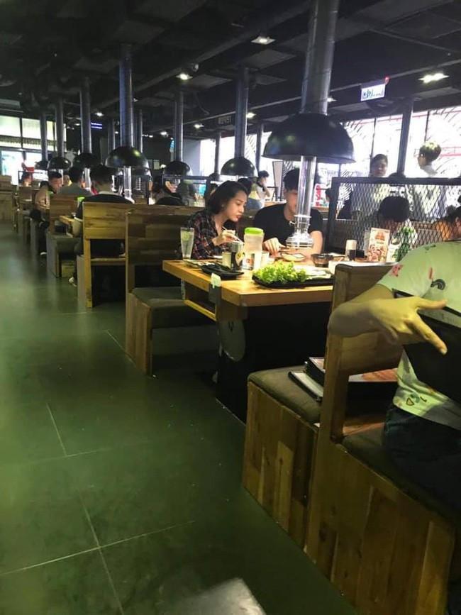 Bị chụp trộm khi đi ăn cùng Bảo Anh, Hồ Quang Hiếu công khai trách thợ ảnh chụp quá xấu-1