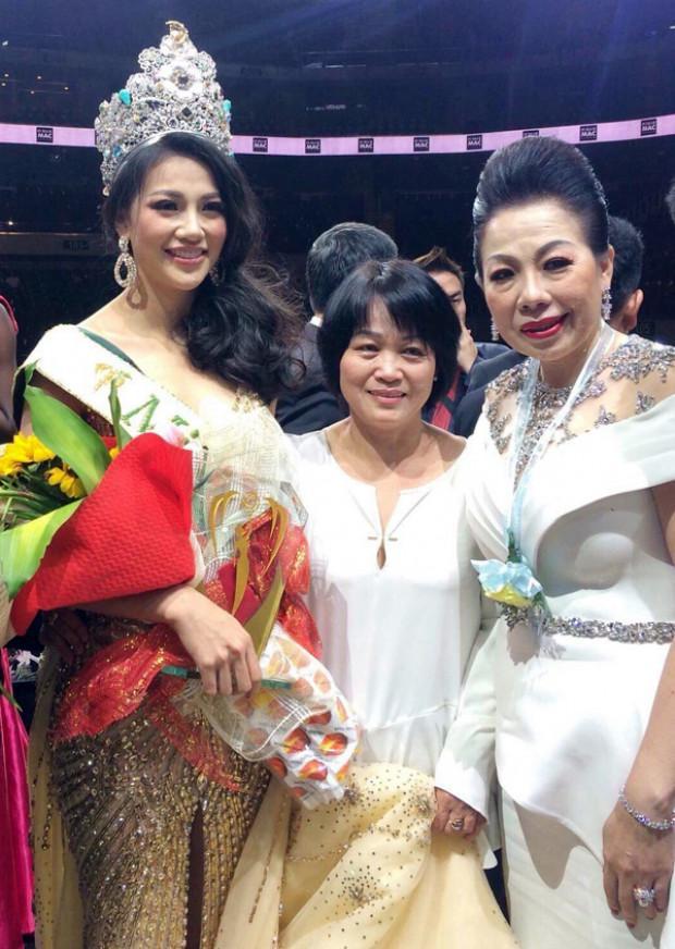 NTK Linh San nói gì trước nghi án bỏ núi tiền để ngồi ghế nóng Miss Earth 2018 chấm thi cho Phương Khánh?-2