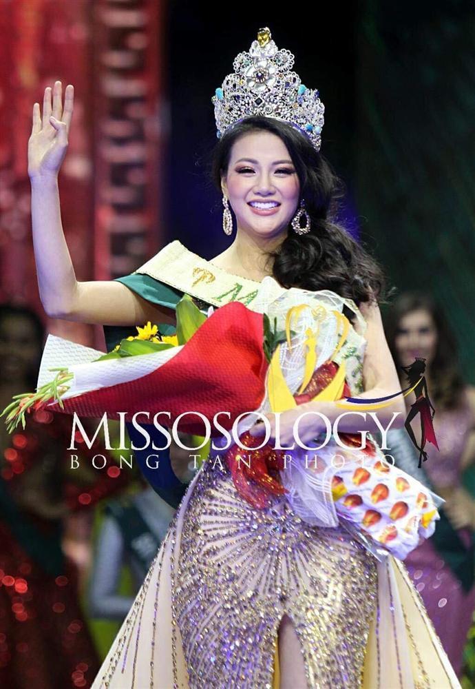 NTK Linh San nói gì trước nghi án bỏ núi tiền để ngồi ghế nóng Miss Earth 2018 chấm thi cho Phương Khánh?-1