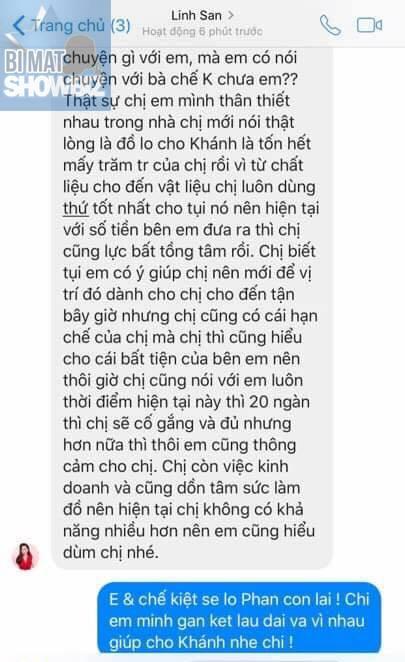NTK Linh San nói gì trước nghi án bỏ núi tiền để ngồi ghế nóng Miss Earth 2018 chấm thi cho Phương Khánh?-3