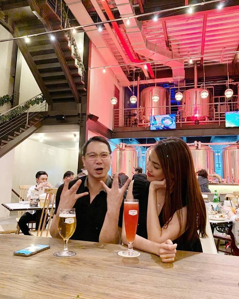 Chỉ mỗi việc ăn uống, vợ chồng Lan Khuê cũng làm rùm beng mạng xã hội-5