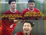 Trước tâm điểm bị chỉ trích, phản ứng gây tranh cãi của Đức Chinh khi chụp cùng thủ môn Bùi Tiến Dũng-5