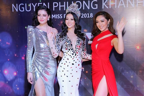 Khóc nghẹn giữa thị phi, Hoa hậu Trái Đất 2018 Phương Khánh khẳng định: Tôi không mua giải-2