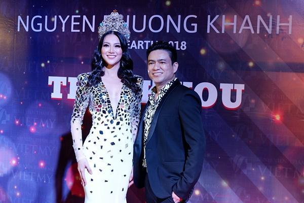 Khóc nghẹn giữa thị phi, Hoa hậu Trái Đất 2018 Phương Khánh khẳng định: Tôi không mua giải-3