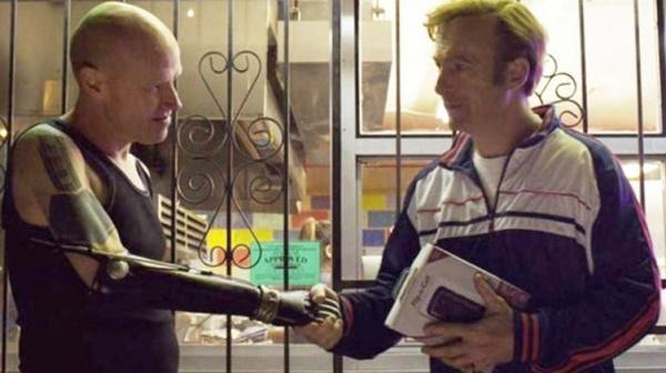 Sốc với nam diễn viên tự chặt cánh tay, giả thương binh để được đóng phim-3