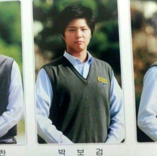 Hành trình nhan sắc của Park Bo Gum: Từ cậu bé béo tròn cho đến mỹ nam vạn người mê-2