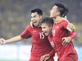Hòa đáng tiếc Malaysia, đội tuyển Việt Nam vẫn nhận thưởng 'nóng' tiền tỷ