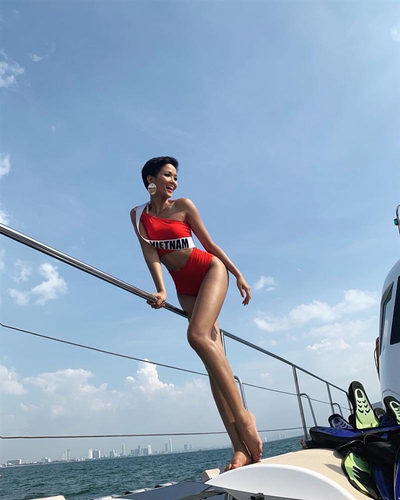 Cựu Hoa hậu Hoàn vũ Leila Lopes dự đoán HHen Niê lọt top 20 người đẹp nhất Miss Universe 2018-5