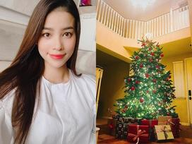 Phạm Hương khoe đón Noel sớm, fan thắc mắc: 'Chị Tổng ở Việt Nam hay Mỹ?'