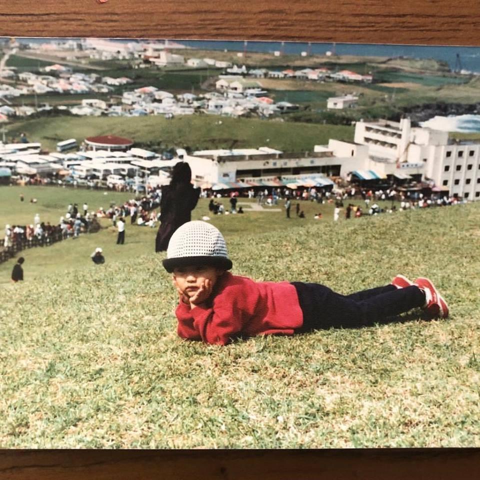 Nụ cười đẹp nhất xứ Hàn Han Hyo Joo gây sốt với hình ảnh khi xưa ta bé-2