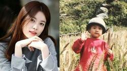 'Nụ cười đẹp nhất xứ Hàn' Han Hyo Joo gây sốt với hình ảnh khi xưa ta bé