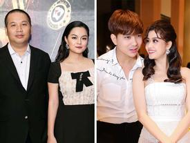 Dù không còn yêu nhưng vì hạnh phúc của con, những cặp sao Việt này vẫn gặp gỡ vui vẻ 'như chưa hề có cuộc chia ly'