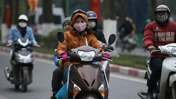 Thời tiết Hà Nội 3 ngày tới: Hết mưa nhưng vẫn rét-1
