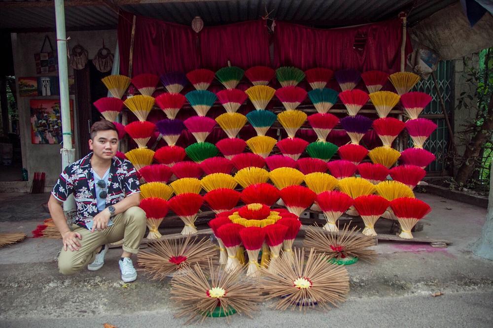 Tìm về chốn bình yên ở làng hương Thủy Xuân giữa lòng cố đô Huế-4