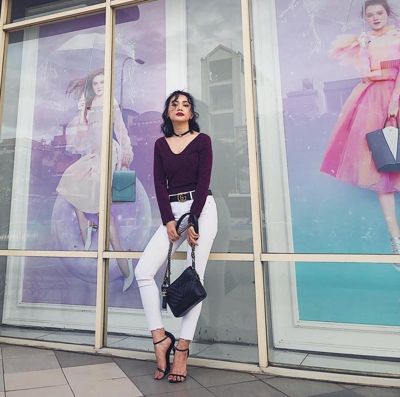 STREET STYLE sao Việt: Hồ Ngọc Hà diện áo hơn 200 triệu - Angela Phương Trinh hóa công chúa tuyết-6