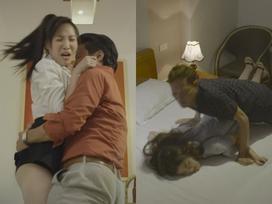 Sau 'Quỳnh Búp Bê', màn ảnh Việt lại có phim đầy rẫy những cảnh cưỡng hiếp