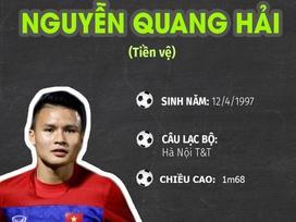 Tiết lộ bí mật ít biết về Quang Hải, trời định là 'người hùng' của tuyển Việt Nam tại AFF Cup 2018