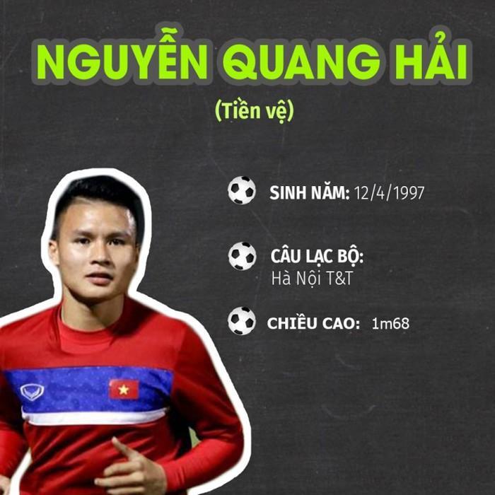 Tiết lộ bí mật ít biết về Quang Hải, trời định là người hùng của tuyển Việt Nam tại AFF Cup 2018-1