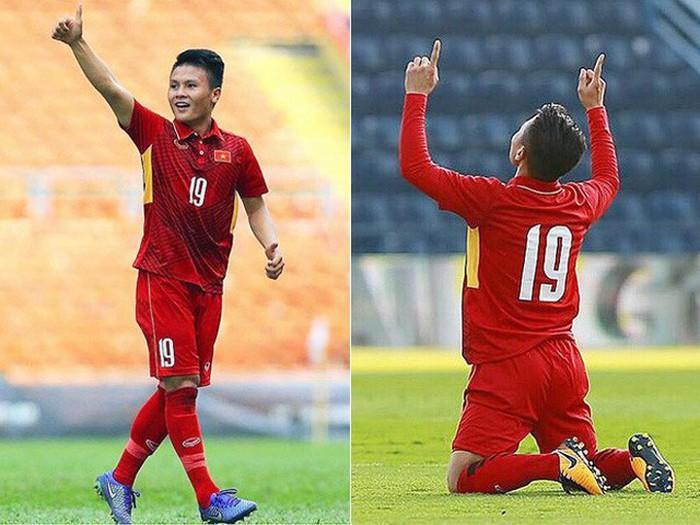 Tiết lộ bí mật ít biết về Quang Hải, trời định là người hùng của tuyển Việt Nam tại AFF Cup 2018-2