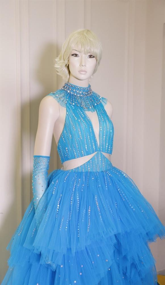 Không chỉ đặt đồ diễn, Katy Perry đã mặc hẳn thiết kế của Công Trí trong MV mới Immortal Flame-3