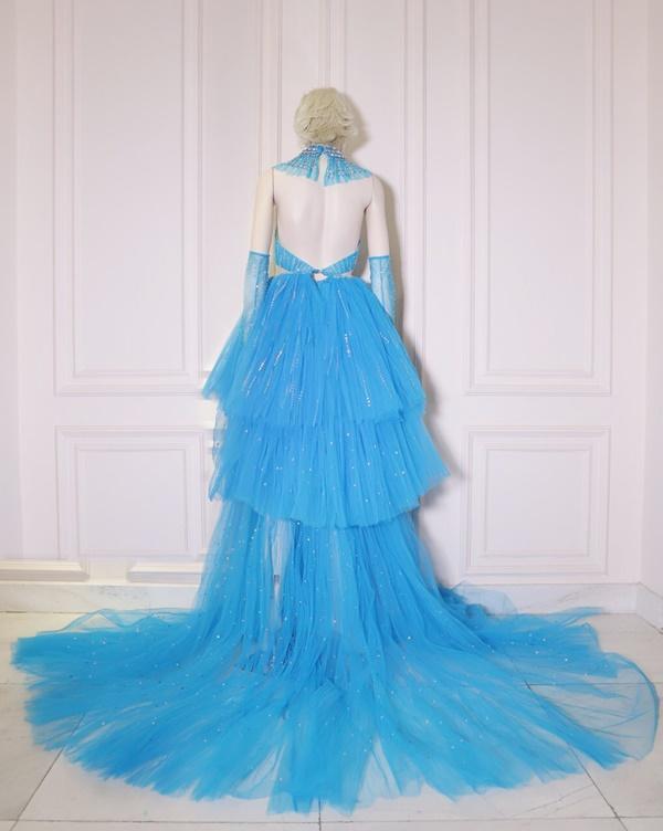 Không chỉ đặt đồ diễn, Katy Perry đã mặc hẳn thiết kế của Công Trí trong MV mới Immortal Flame-4