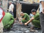 Ghen tuông, chồng tưới xăng đốt vợ khiến cả 2 bị bỏng toàn thân