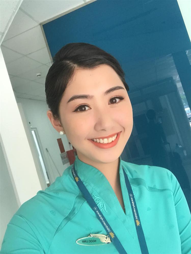 Nữ tiếp viên hàng không bất ngờ bị truy lùng info vì khoảnh khắc chụp ảnh cực xinh bên Quang Hải, Hồng Duy-7