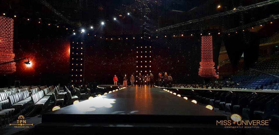 Đột nhập sân khấu độc dị đang chờ đợi HHen Niê trình diễn bán kết Miss Universe 2018 tối nay-5