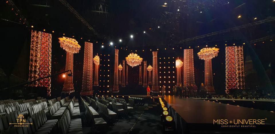 Đột nhập sân khấu độc dị đang chờ đợi HHen Niê trình diễn bán kết Miss Universe 2018 tối nay-3