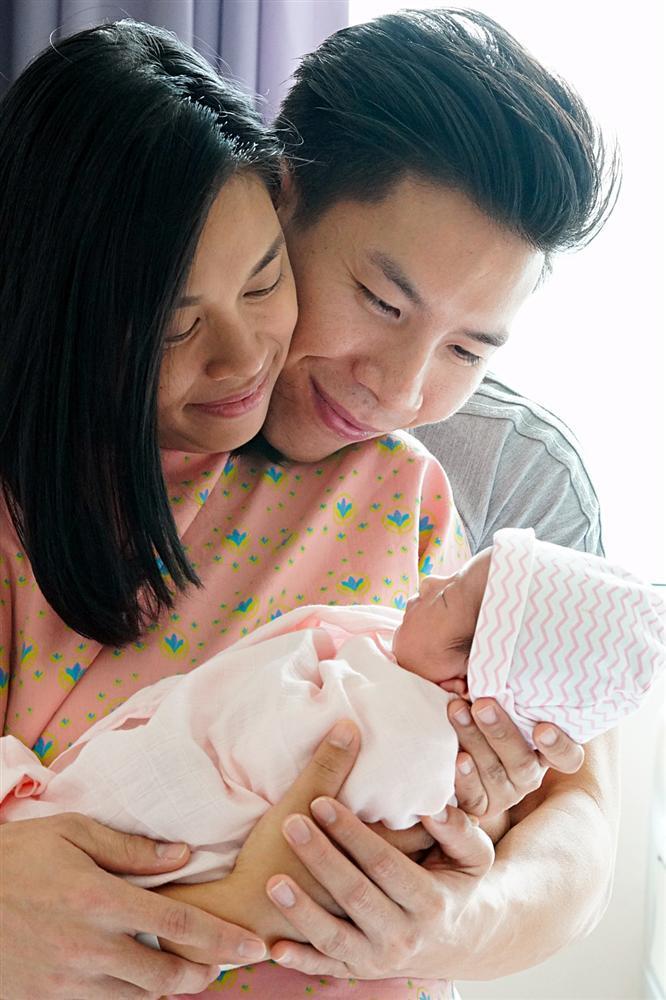 Tan chảy trước tâm thư gửi con gái vừa chào đời của của hoàng tử xiếc Quốc Nghiệp-4